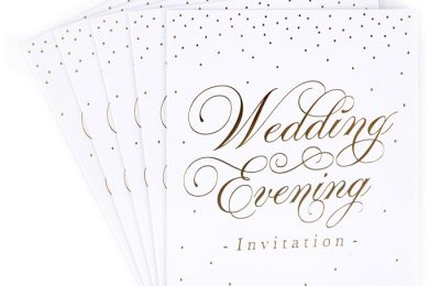 How to decide on the Ideal Wedding Invitations