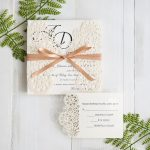 Tips and Methods for Wedding Invitations