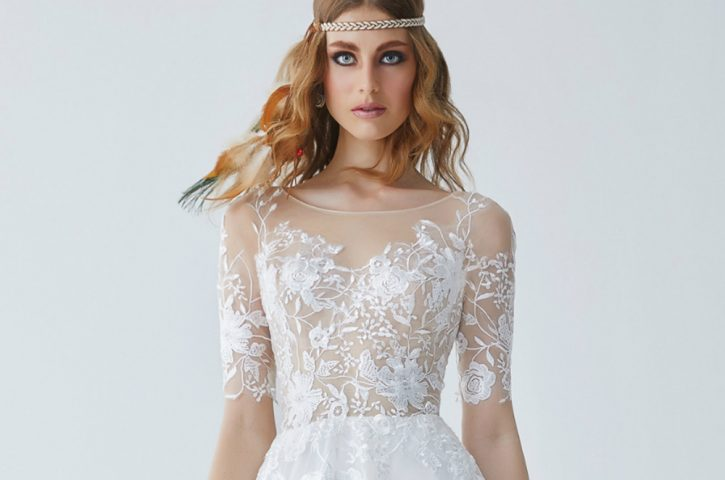 Choosing the Right Neckline for Your Wedding Dress