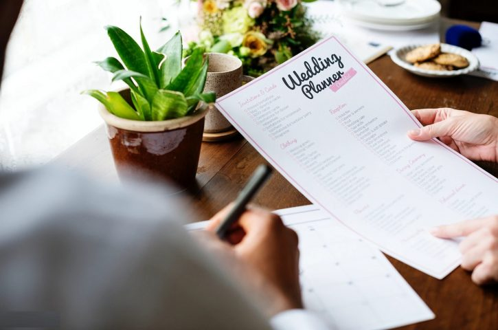 Important Guidelines One Should Know About Planning Wedding