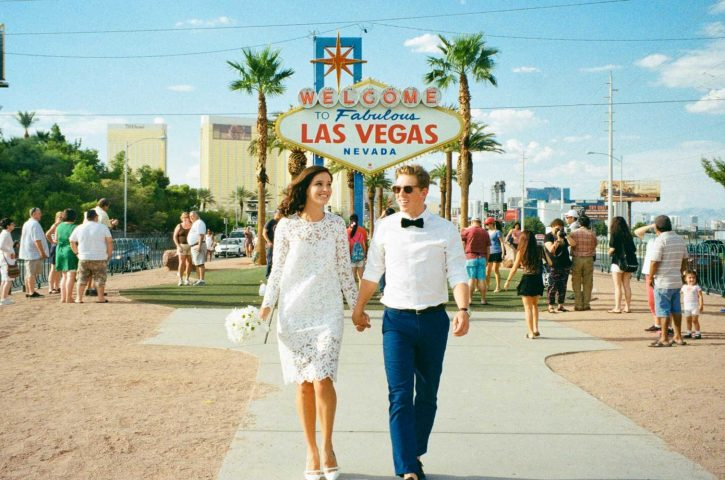 Four Things you Should Do When Planning a Vegas Elopement