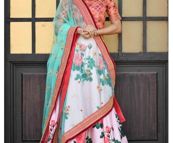 Watch the Latest 6 Traditional Bridal and Kids Lehenga