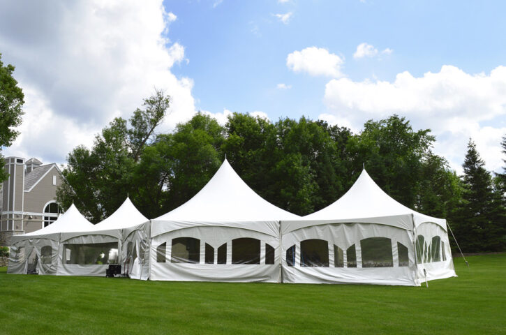 Applications And Benefits Of Tents For Pyramid-Type Events